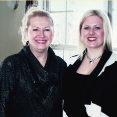 Epcon home building franchise owners, Sherri Meyer and Nicole Newkirk