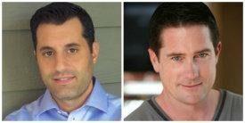 Adam Fiorenza and Brock Fankhauser, principals of NewStyle Communities