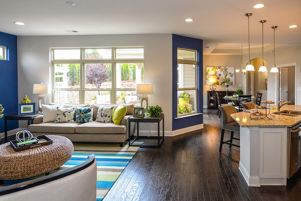 Homebuilding trend the return of the ranch for Ranch house con cantina
