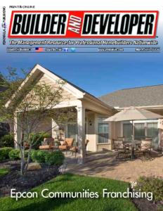 Builder DeveloperMarch 2015