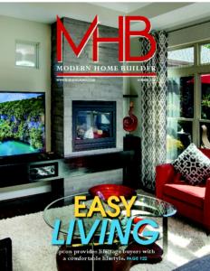 Modern Home BuilderSummer 2016