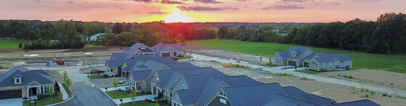 The only production home building and land development franchise in the United States