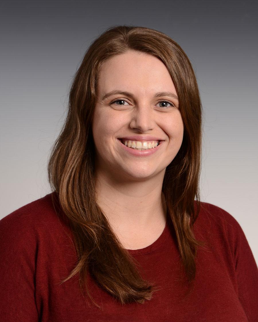 Headshot of Caitlin Schrimpf