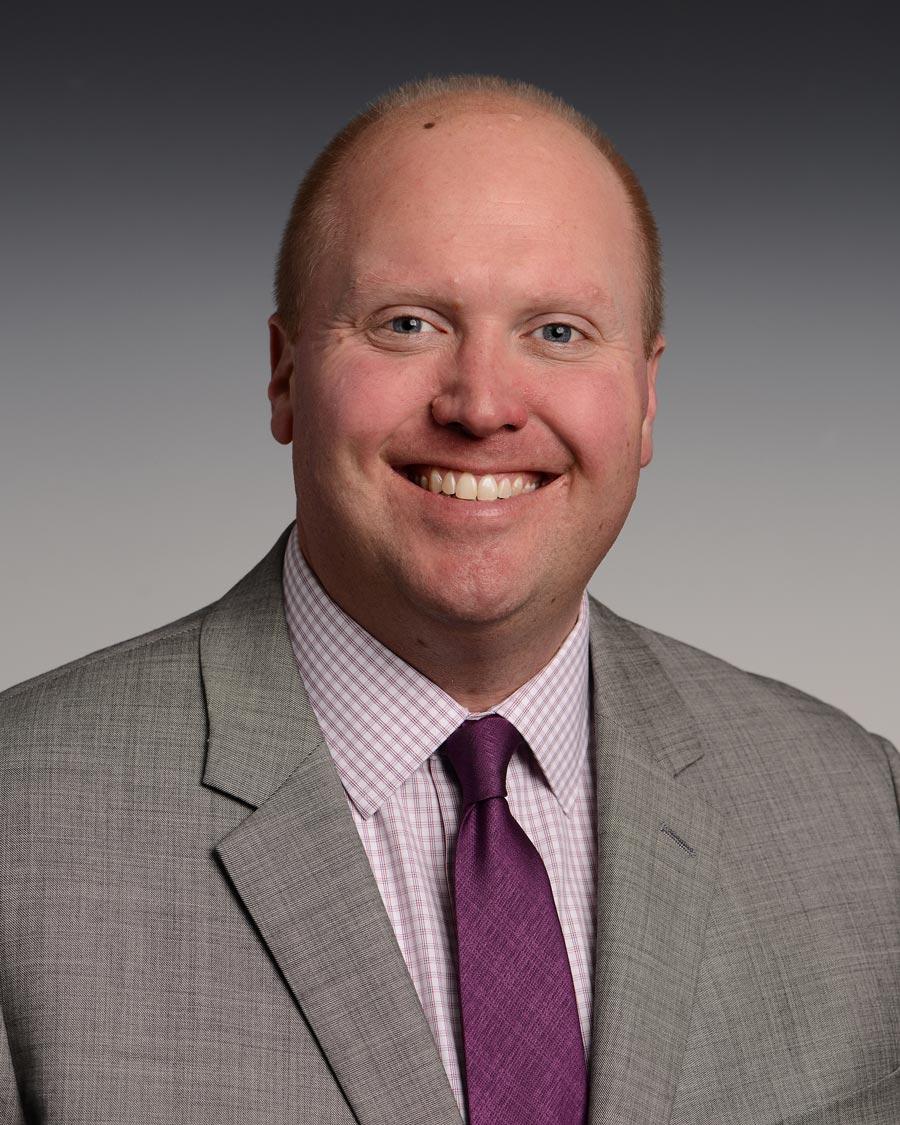 Headshot of Paul Hanson