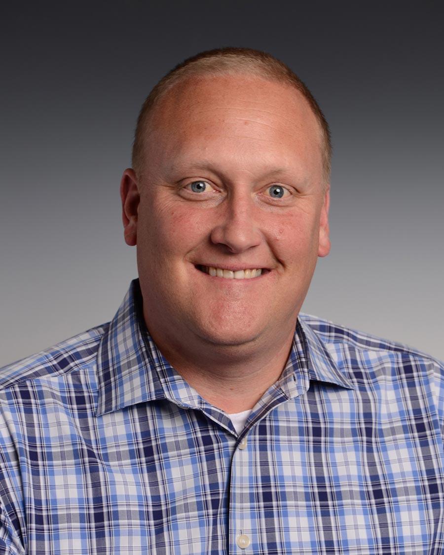 Headshot of Steve Peck