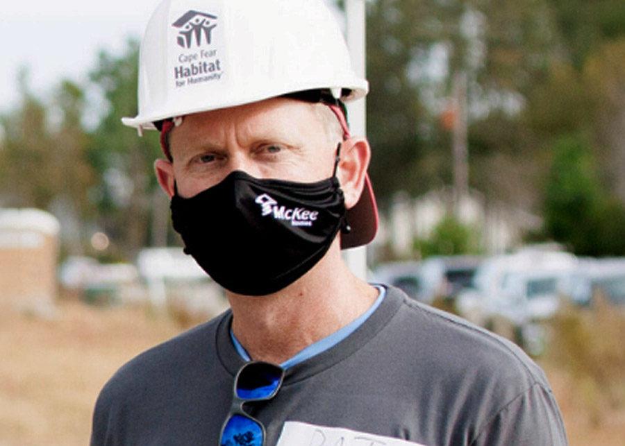 Portrait of Epcon Builder Pat Mkkee