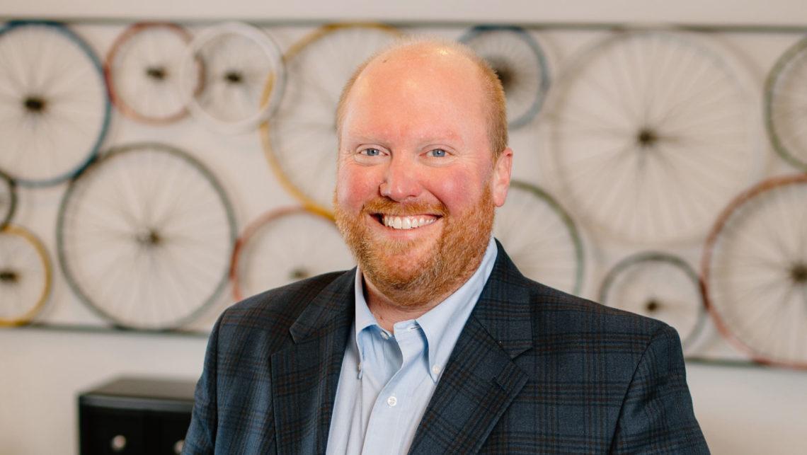 Portrait of Paul Hanson, Epcon Franchising President